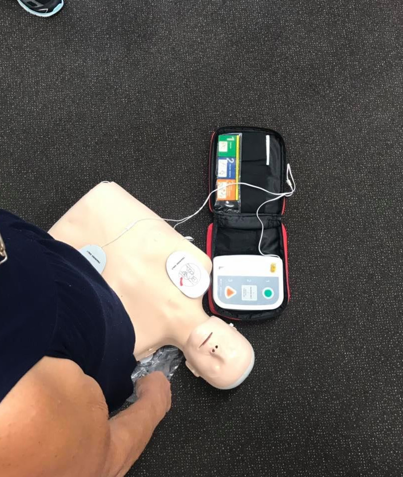 First Aid + CPR