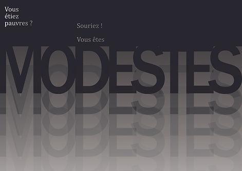 Modestes, 2020