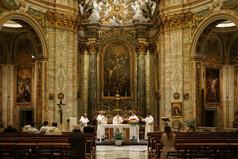 On Catholic Liturgy