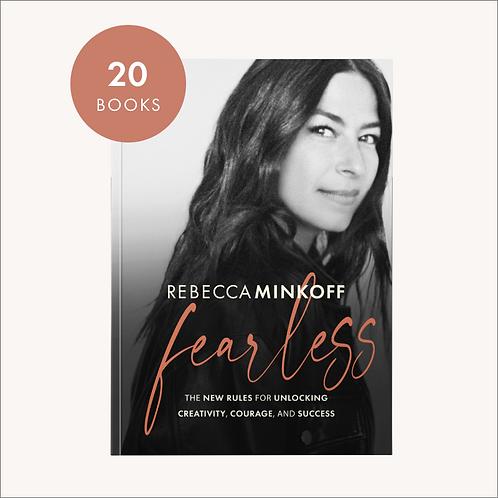 Fearless: 20 books + 8 Bonus Gifts
