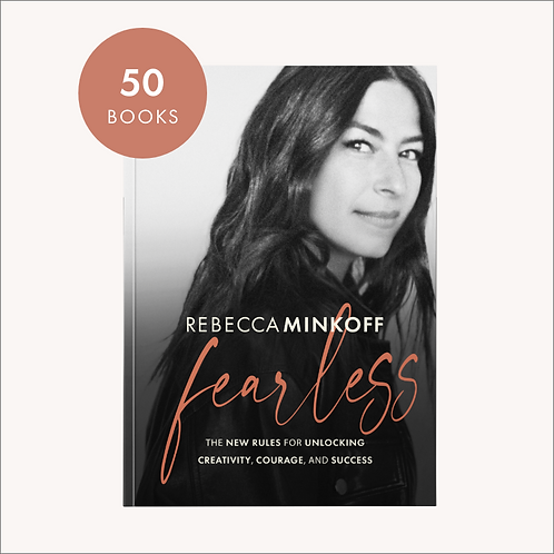 Fearless: 50 books + 9 Bonus Gifts