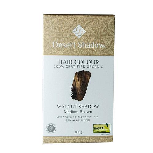 Desert Shadow Organic Hair Dye Walnut Shadow (100g)