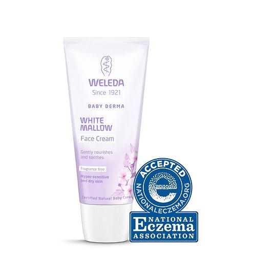 White Mallow Face Cream, 50ml