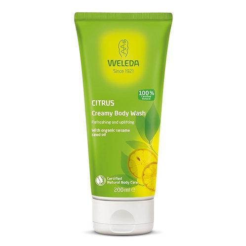Citrus Creamy Body Wash, 200ml