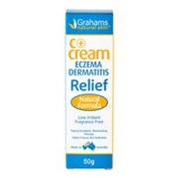 C+Cream  Eczema & Dermatitis 50g