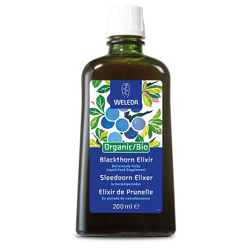 Organic Blackthorn Elixir, 200ml