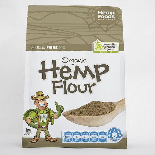 Organic Hemp Powder/Flour 1kg