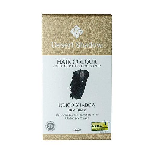 Desert Shadow Organic Hair Dye - Indigo Shadow 100g