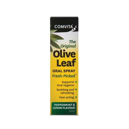 COMVITA - OLIVE LEAF EXTRACT Olive Leaf Extract  Oral Spray (Medi Olive 66) 20ml