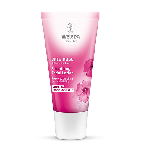 Wild Rose Smoothing Facial Lotion, 30ml