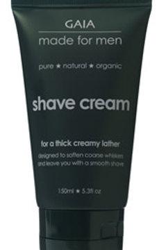GAIA MADE FOR MEN Shave Cream  For Men 150ml