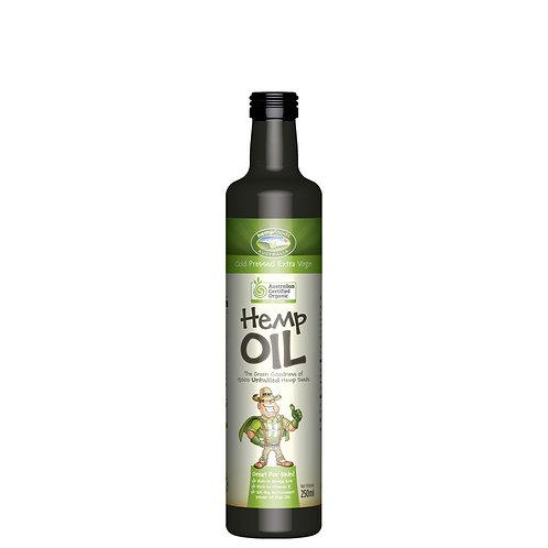 Hemp Oil Organic 250ml
