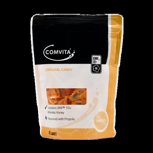 COMVITA Propolis Candy - Original  Contains Manuka UMF 10+ 40 pack