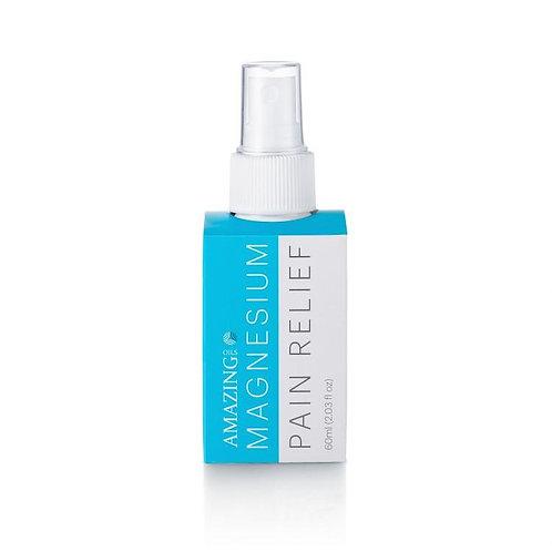 Amazing Oils Magnesium Pain Relief Spray 60ml