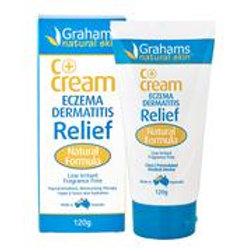 C+Cream Eczema Cream 120g