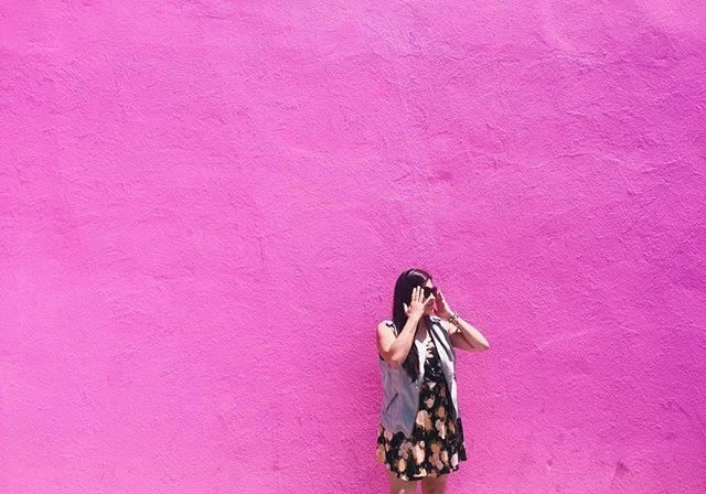 #PinkWall #PaulSmith