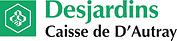 Logo de Desjardins Caisse de D'Autray
