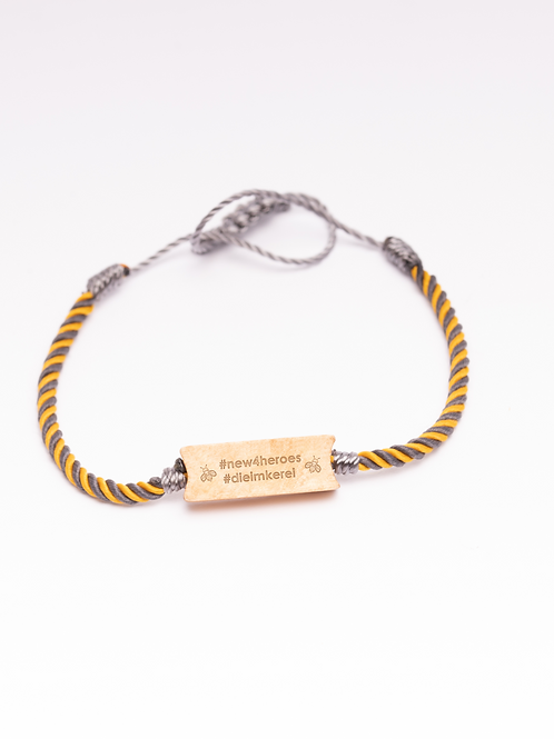 SAVE THE BEES ARMBAND