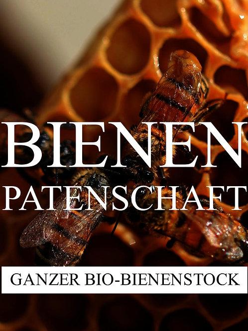 PATENSCHAFT GANZER BIO-BIENENSTOCK