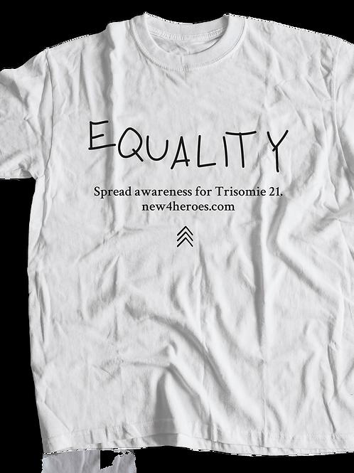 TRISOMIE 21 Equality Kinder Shirt