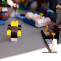 Lego Play At Brentwood Library