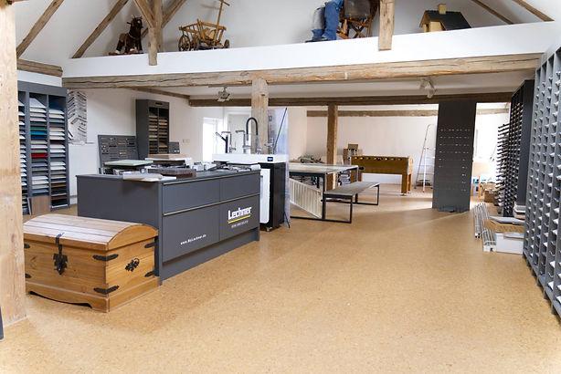 Ausstellung Küchenstudio