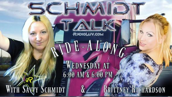 Brittney on Schmidt Talk