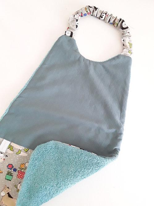 Serviette ecole, serviette de cantine