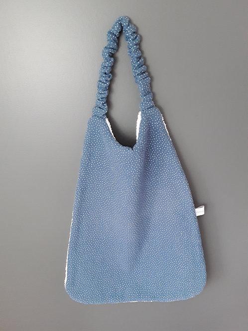 Grande serviette en coton éponge, serviette de cantine
