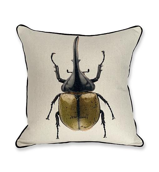 Escarabajo Egipcio Amarillo