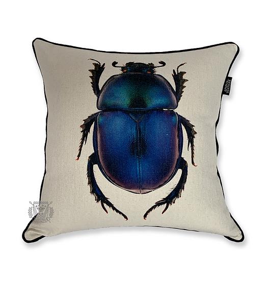 Escarabajo Egipcio Azul