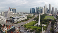 War Memorial Park, Singapore
