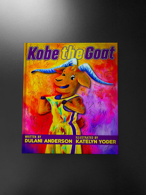 KOBE THE GOAT -  LIMITED EDITION