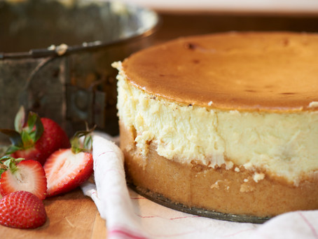 Menus and Memories of the Life of a Food Stylist: National Cheesecake DAY!