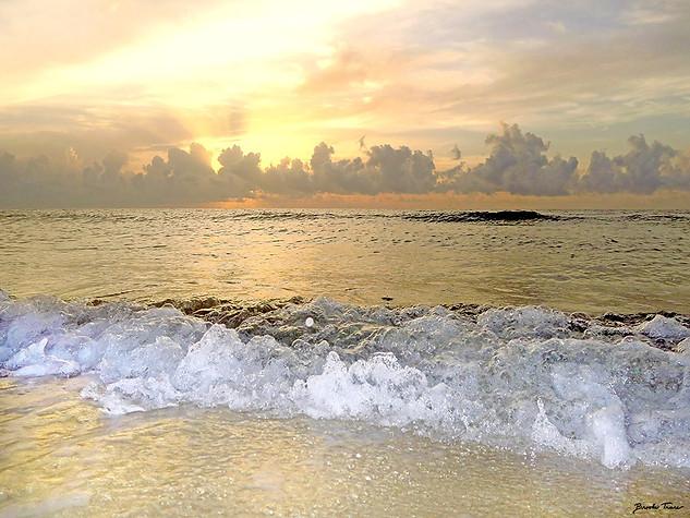 Shimmering Sunrise I