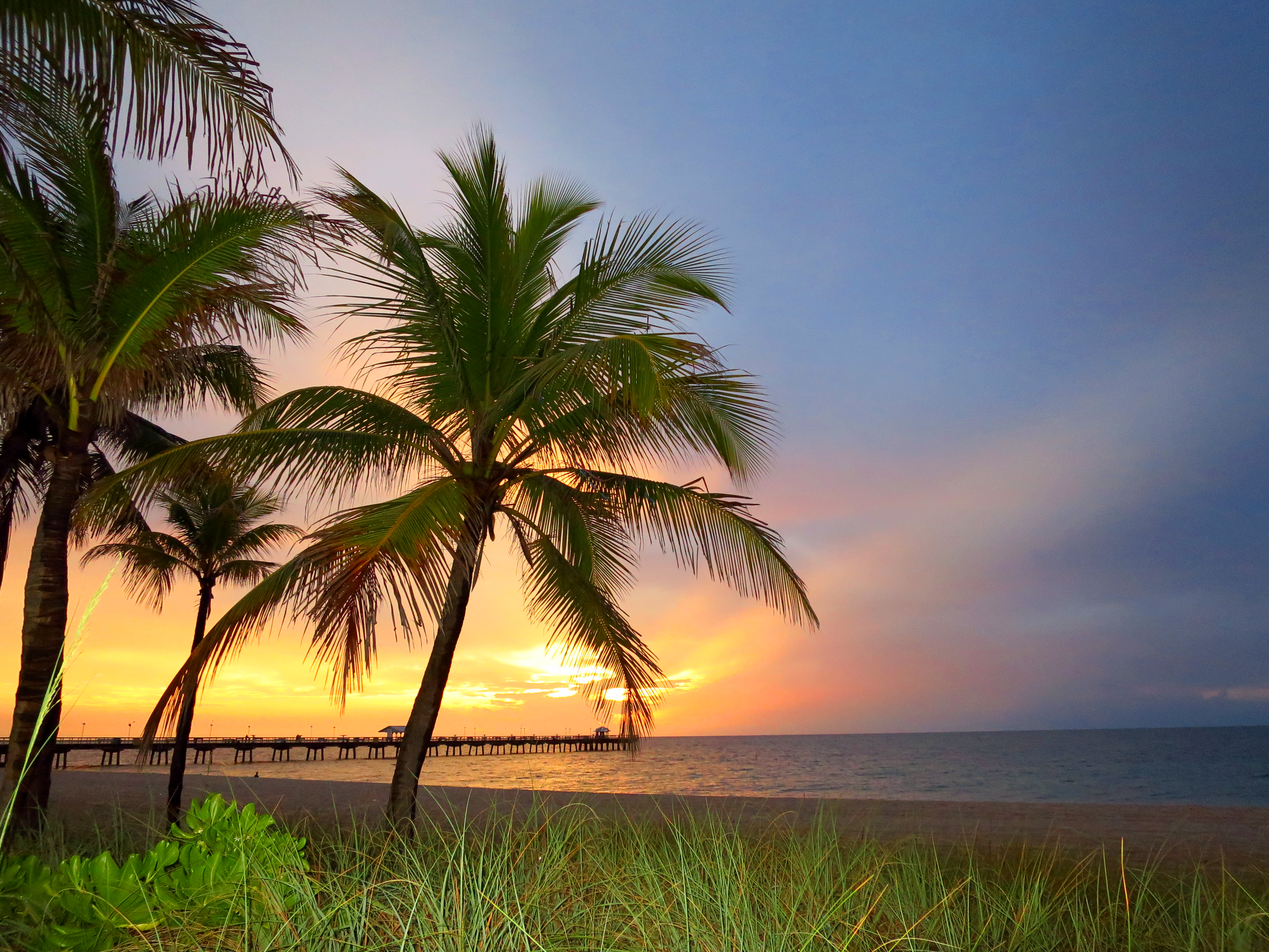 Lauderdale by the Sea at Sunrise