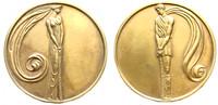 Bonds of Love Erte Art Medallion