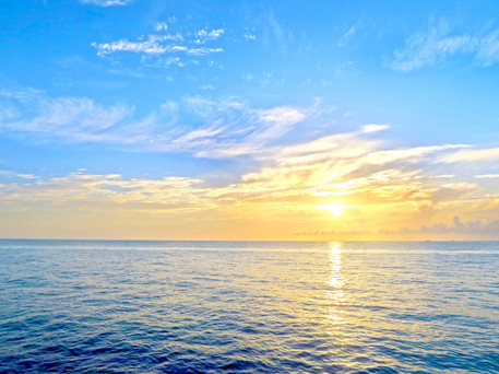 Shimmering Sunrise II