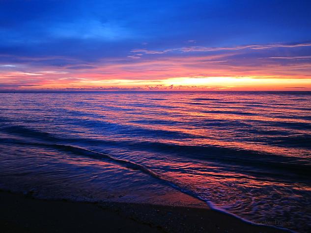 Sunrise Saturation