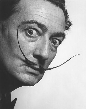 North Beach Art Gallery has a collection of Salvador Dali graphic works