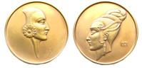 Style 1921 Erte Art Medallion