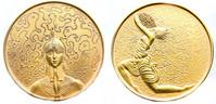 Charming Ways Erte Art Medallion
