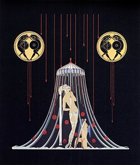 Helen of Troy by Erte
