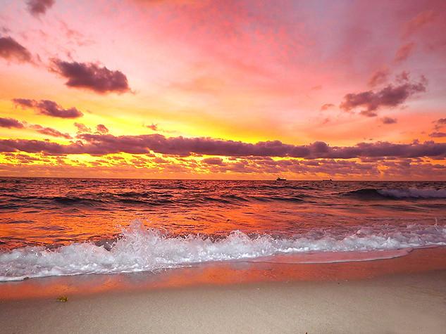 Sunrise Saturation Light IV