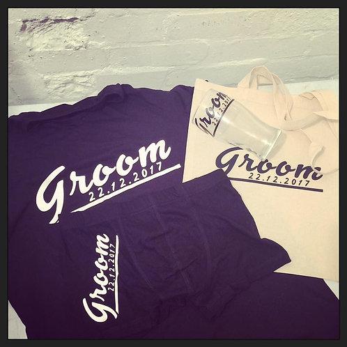 Groom Set