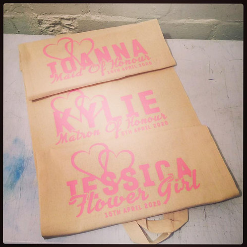 Tote Bags { Made 2 Order }