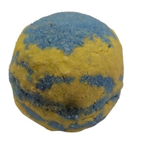 Lemon Blueberry Cheescake Bomb