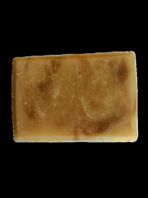 Lemongrass EO Lard Soap