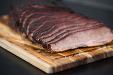 We Smoked smoke Brisket yesterday. It wa