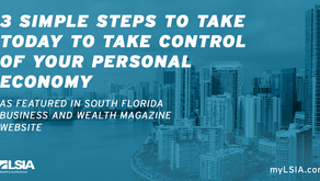 Check out the latest article we wrote for the South Florida Business & Wealth Magazine